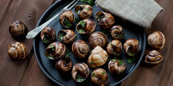 Jakie wybrać widelce do spożywania ślimaków?
