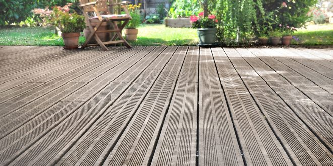Elementy drewniane w ogrodzie odporne na warunki atmosferyczne