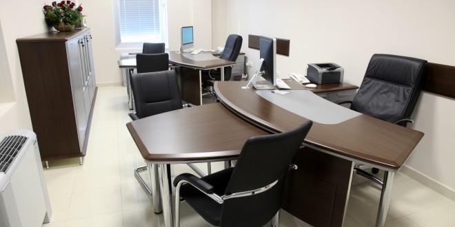 Niezbędne elementy wyposażenia biura.