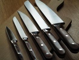 Eleganckie noże – jak dobrać?