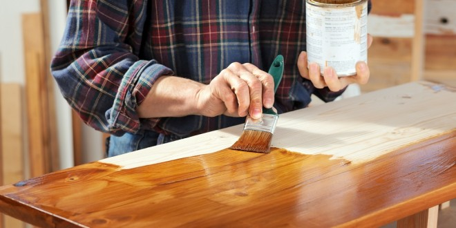Sposoby konserwacji drewna