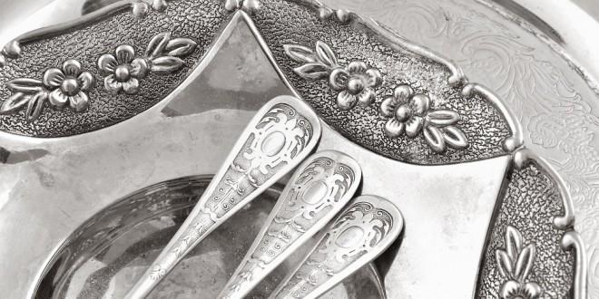 Wyroby ze srebra – niech zabłyszczą na Twoim stole