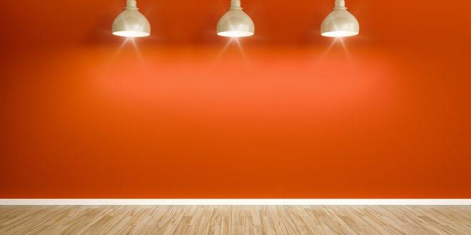 Kolorowe ściany w domu, które poprawią twój nastrój