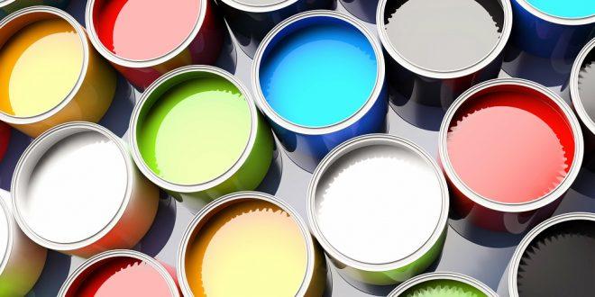 Popularne rodzaje farb