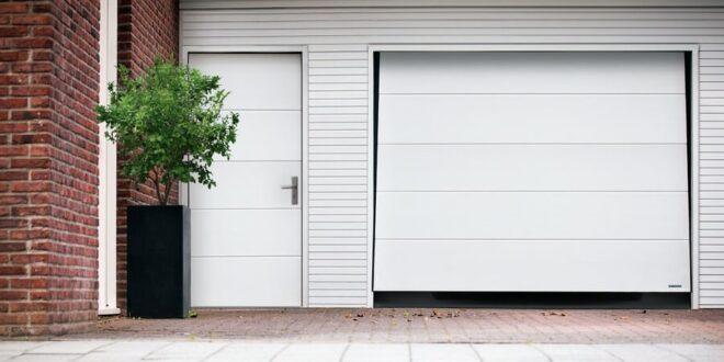 Jaką bramę garażową wybrać? Rodzaje bram garażowych